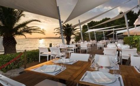 7 Palms, Le Meridien Lav, Podstrana Bay, Split Riviera. 5