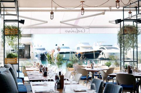 Conlemani Restaurant, Le Meridien Lav, Podstrana Bay, Split Riviera6