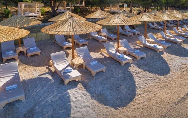 Gooshter Beach Club Le Meridien Lav Podstrana Bay Split Riviera . 13 A
