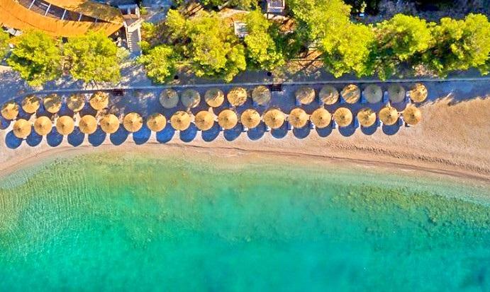 Gooshter Beach Club Le Meridien Lav Podstrana Bay Split Riviera . 17 A