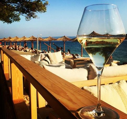 Gooshter Beach Club, Le Meridien Lav, Podstrana Bay, Split Riviera