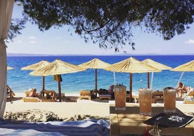 Gooshter Beach Club, Le Meridien Lav, Podstrana Bay, Split Riviera. 10