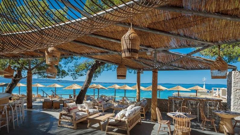 Gooshter Beach Club, Le Meridien Lav, Podstrana Bay, Split Riviera. 11