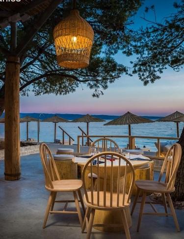 Gooshter Beach Club, Le Meridien Lav, Podstrana Bay, Split Riviera. 15