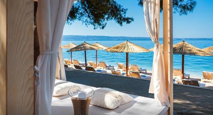 Gooshter Beach Club, Le Meridien Lav, Podstrana Bay, Split Riviera. 16