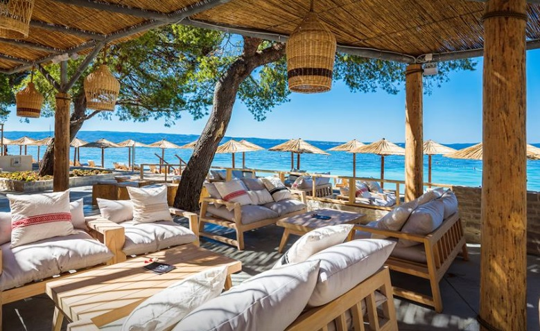 Gooshter Beach Club, Le Meridien Lav, Podstrana Bay, Split Riviera. 7