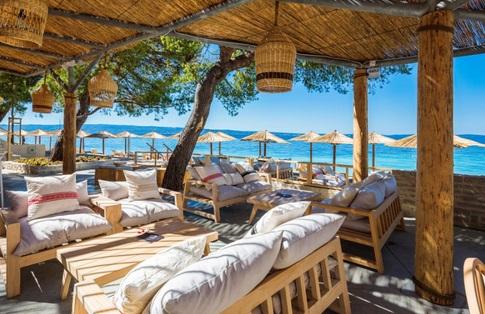 Gooshter Beach Club, Le Meridien Lav, Podstrana Bay, Split Riviera.2