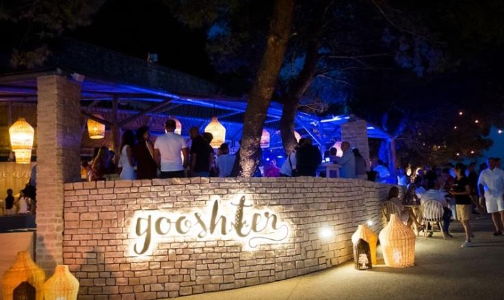 Gooshter Beach Club, Le Meridien Lav, Podstrana Bay, Split Riviera.20