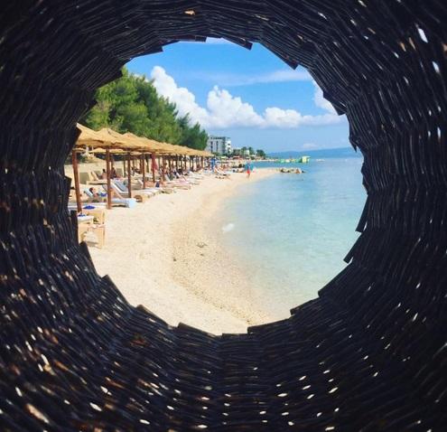 Gooshter Beach Club, Le Meridien Lav, Podstrana Bay, Split Riviera.3