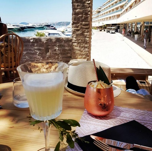Gooshter Beach Club, Le Meridien Lav, Podstrana Bay, Split Riviera.5