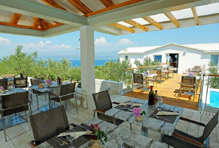 Grill Garden Restaurant, Mirca Bay, Brac Island 2