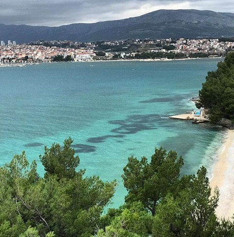 Le Meridien Lav, Podstrana Bay, Split Riviera. 7