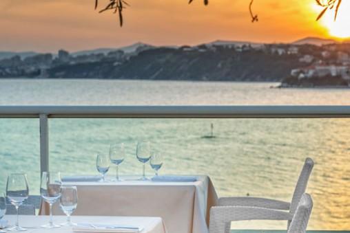 Le Meridien Lav Spalatum Restaurant Podstrana Bay Split Riviera TH