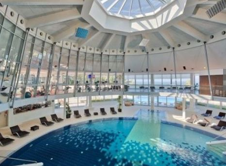 Spa & Wellness, Le Meridien Lav, Podstrana Bay, Split Riviera