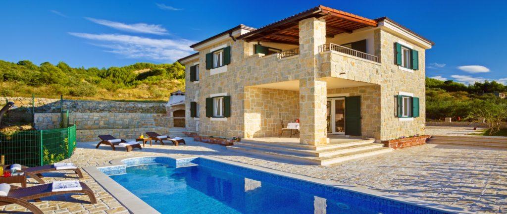 Villa Delta, Podstrana Bay, Split Riviera (25b)