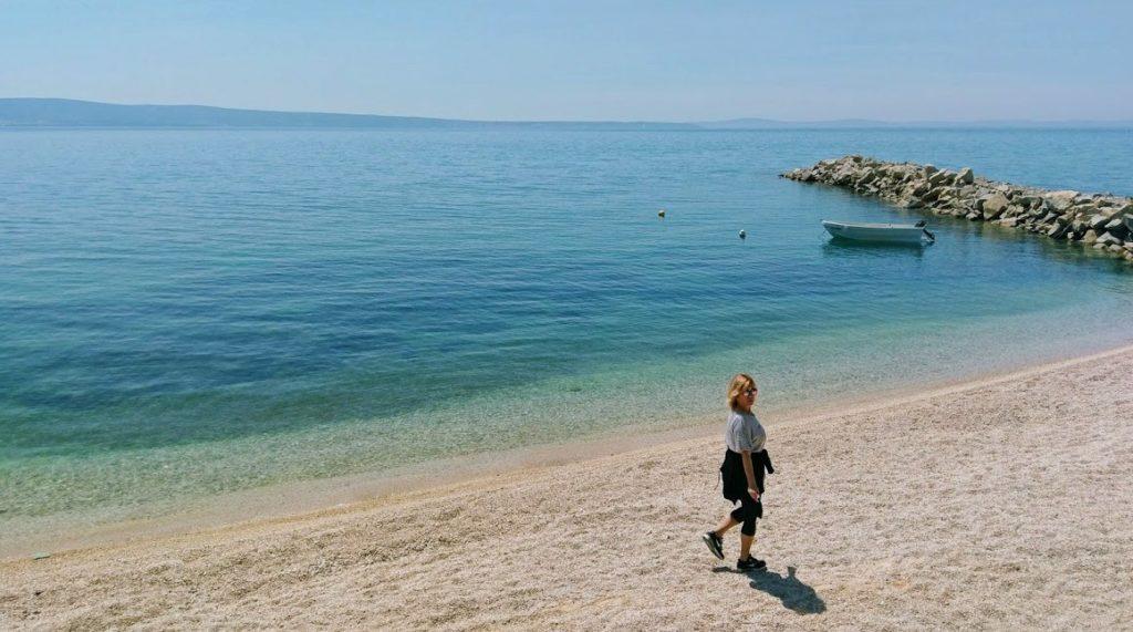 Villa Delta, Podstrana Bay, Split Riviera (2b)