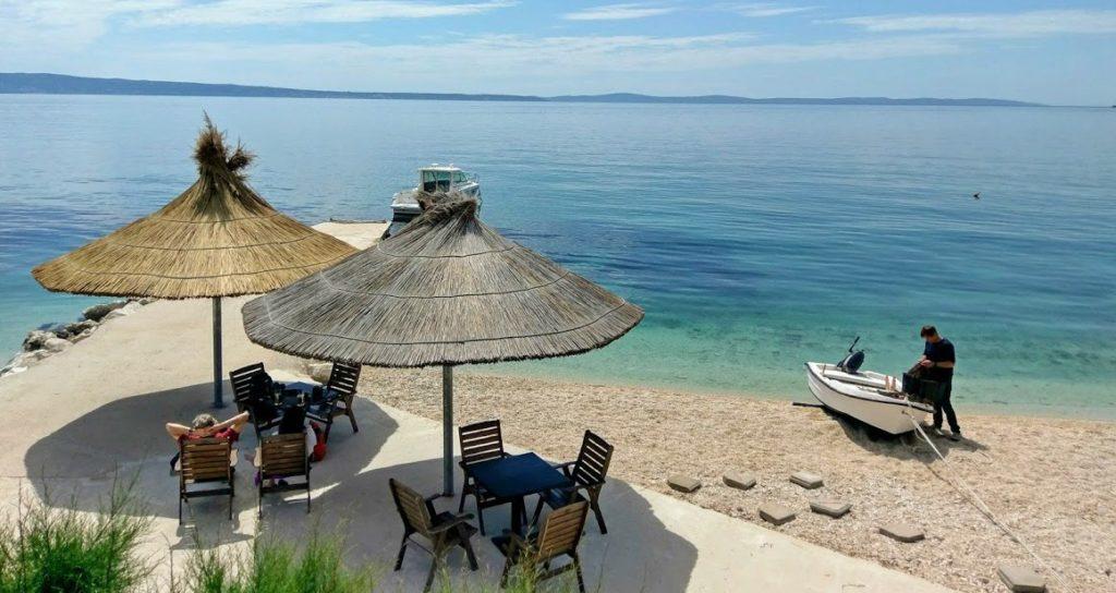 Villa Delta, Podstrana Bay, Split Riviera (3b)