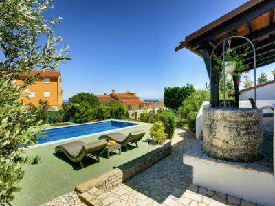 Villa Lilac, Liznan, Istria