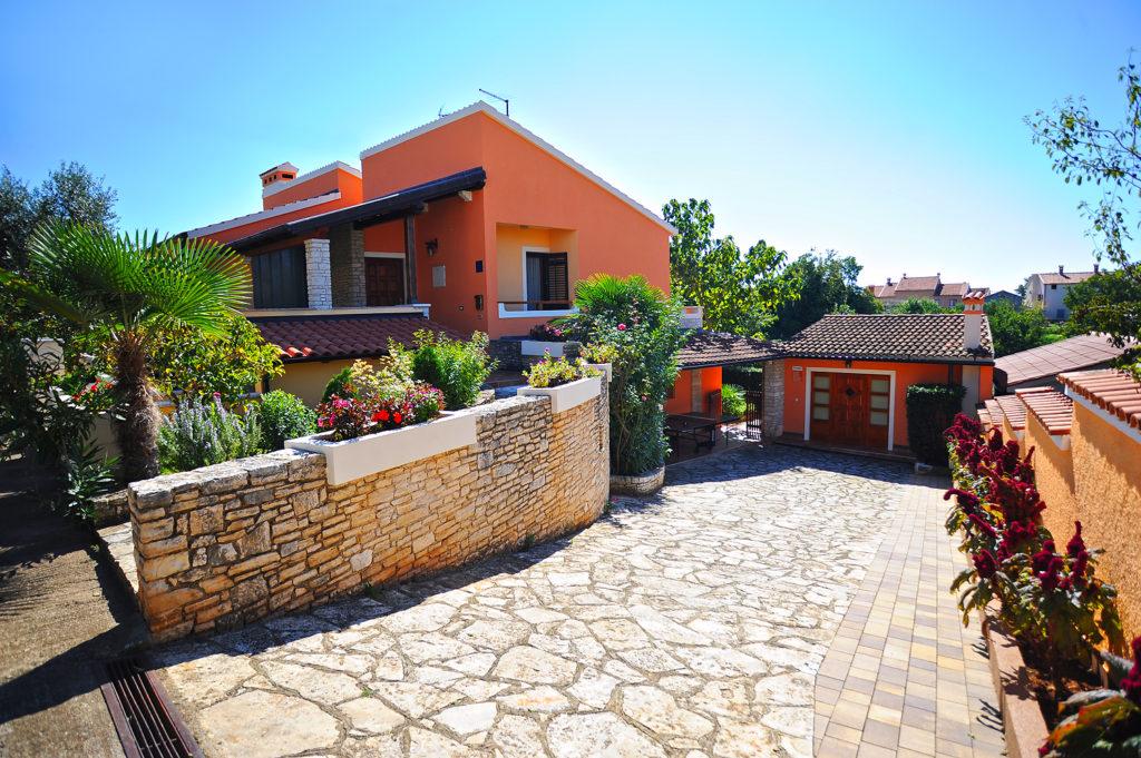 Villa Nicholina, Pula, Istria (10)