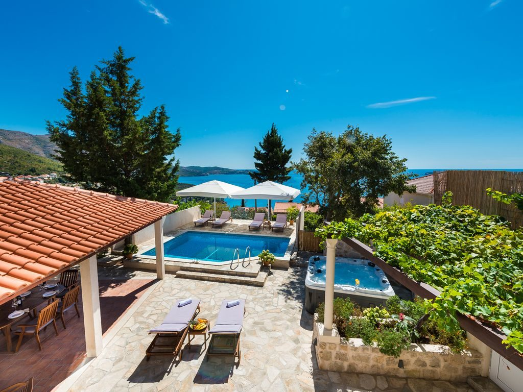 Villa Tereza, Mlini Bay, Dubrovnik Riviera (13)