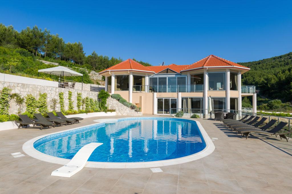 Villa Zaglavar, Near Korcula Town, Korcula Island (133)