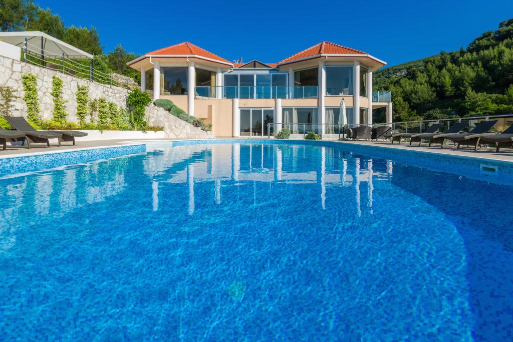 Villa Zaglavar, Near Korcula Town, Korcula Island (139)