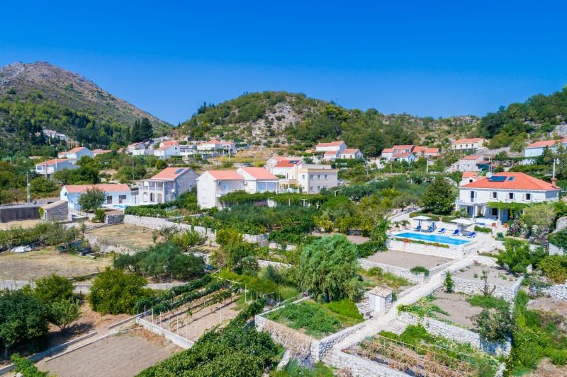 Villa Zeki Orasac bay Dubrovnik Riviera (13) A