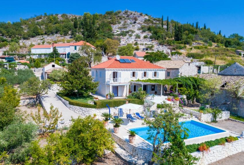 Villa Zeki Orasac bay Dubrovnik Riviera (6) A