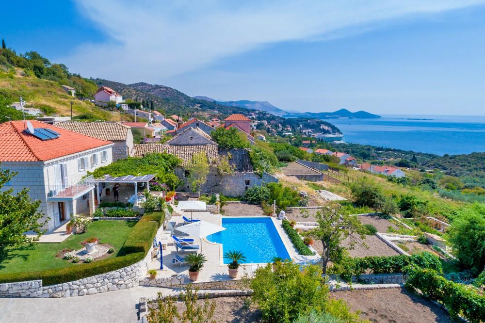 Villa Zeki Orasac bay Dubrovnik Riviera (8) A