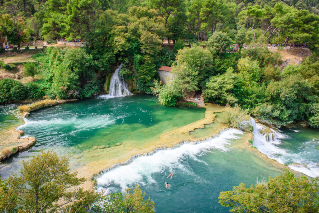 Krka Waterfalls (1)