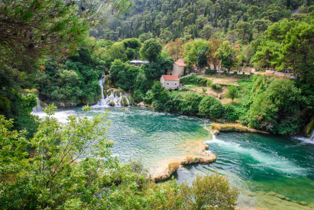 Krka Waterfalls (26)