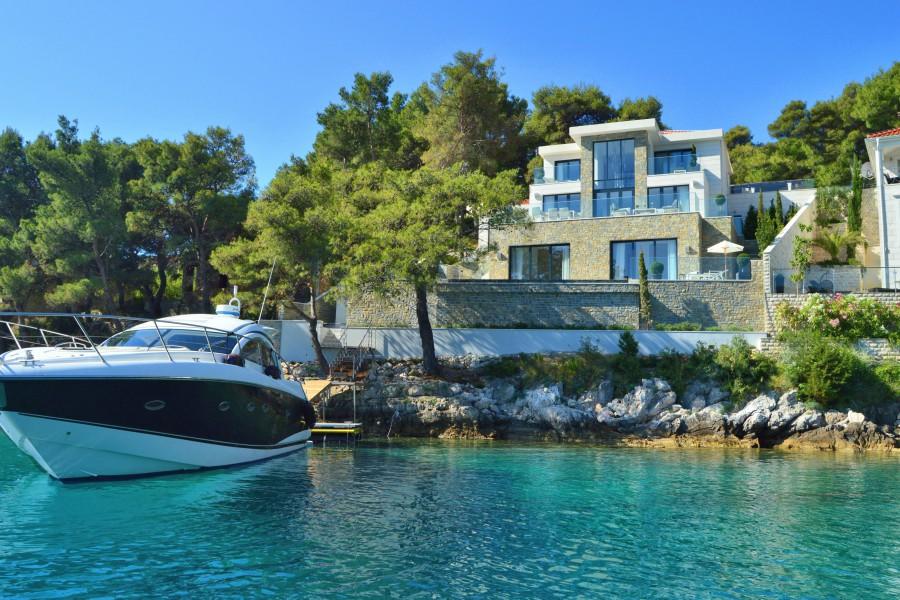 Villa Oceana, Sumartin Bay, Brac Island