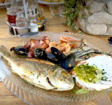 Restaurant Gradina Loviste Peljasac 3