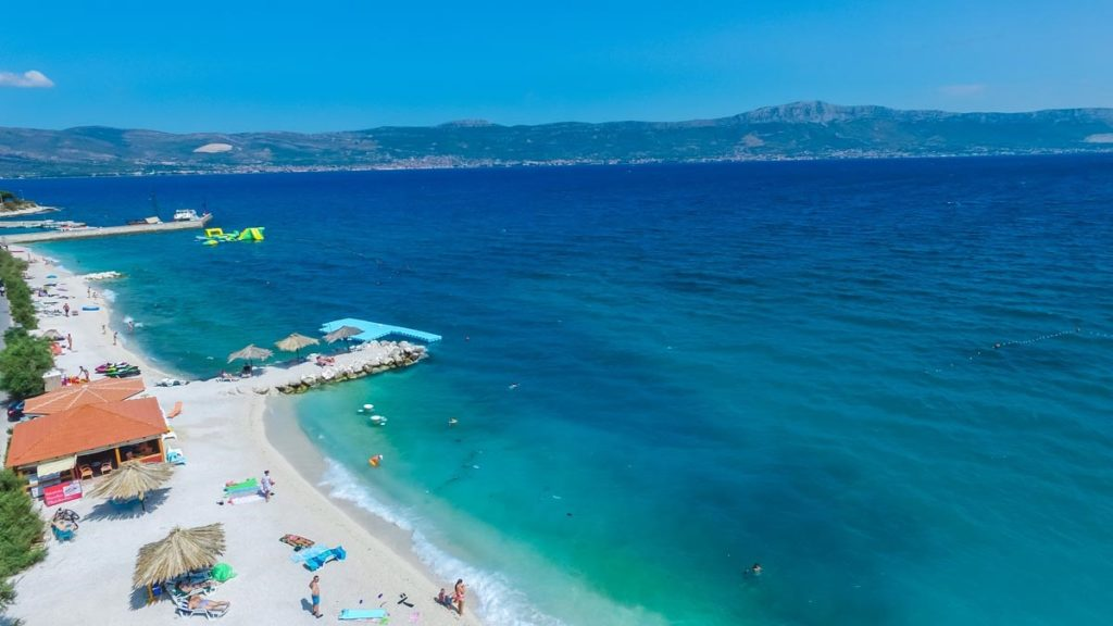 Slatine Town Beaches, Slatine Bay, Split Riviera (1 (8)
