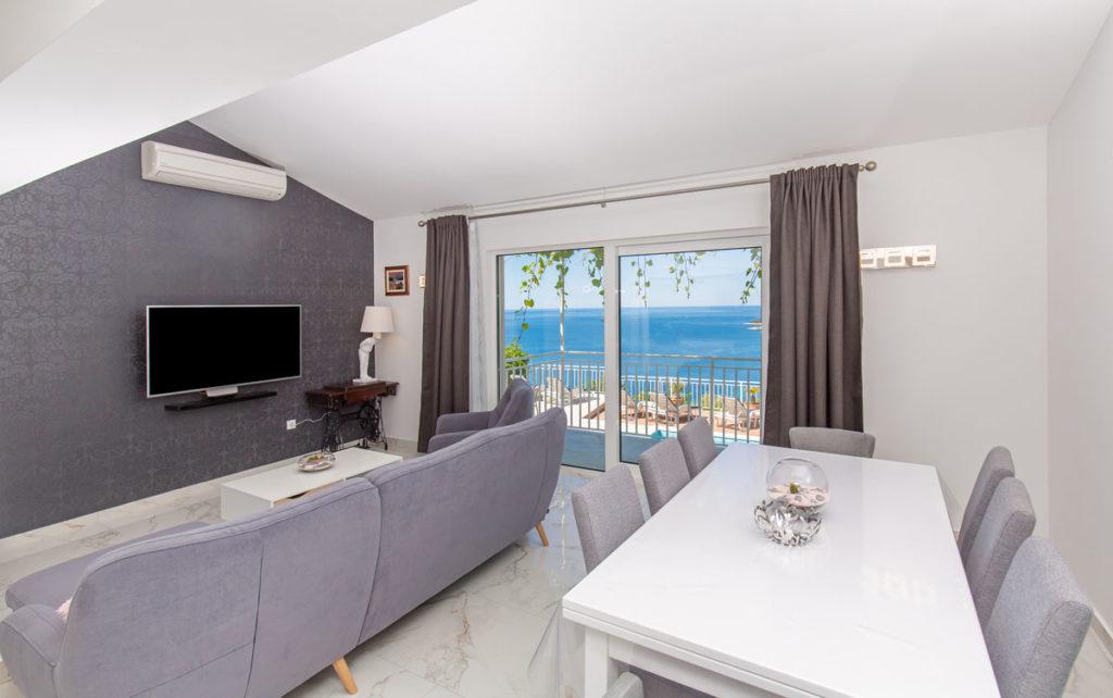 Villa Anamaria, Mlini Bay, Dubrovnik Riviera (4)