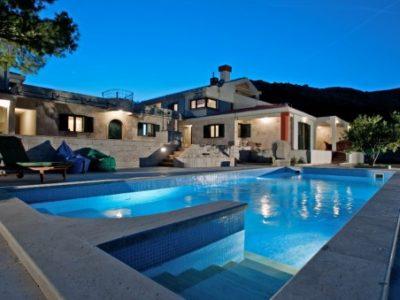 Villa Arianna, nr Trogir, Split Riviera TH (1)