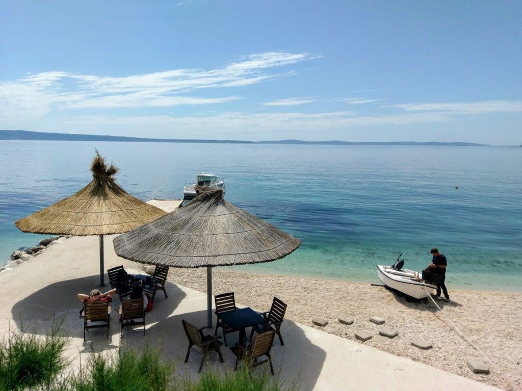 Villa Delta, Podstrana Bay, Split Riviera (3)