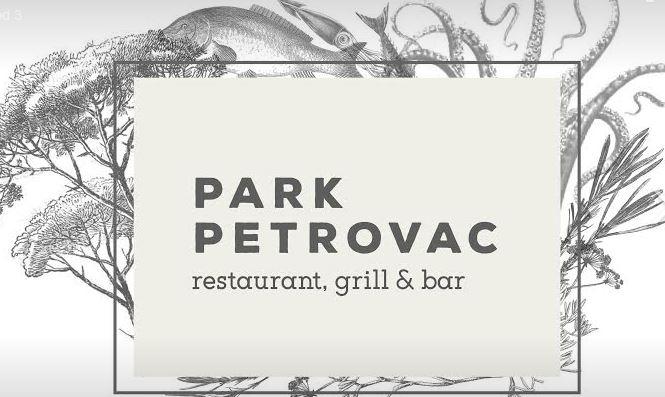 Restaurant Park Petrovac, Suumartin Bay, Brac island 2