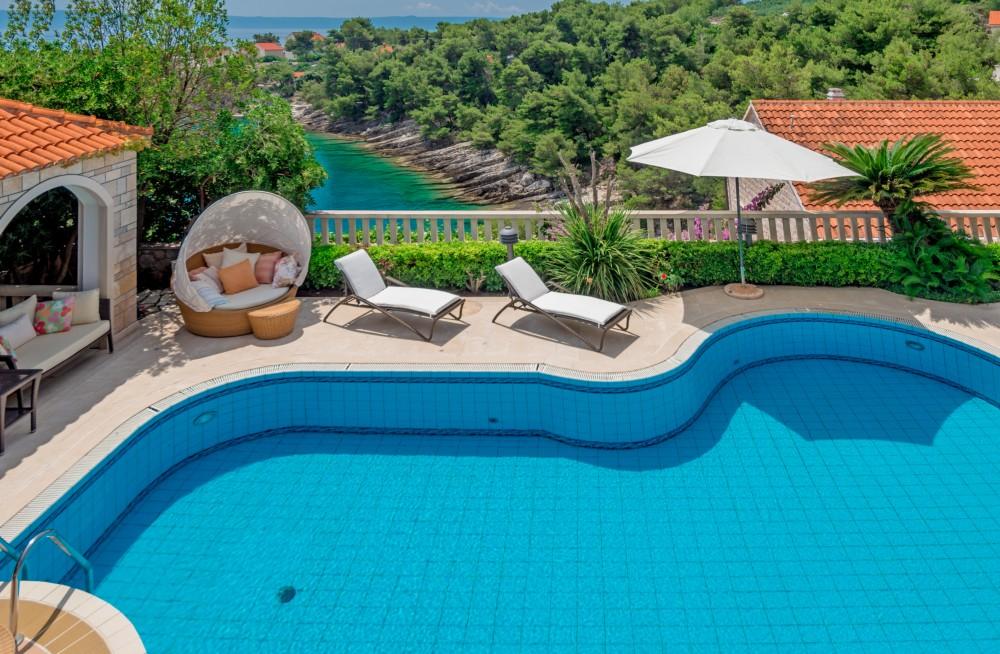 Villa Turquoise, Sumartin Bay, Brac Island (21)