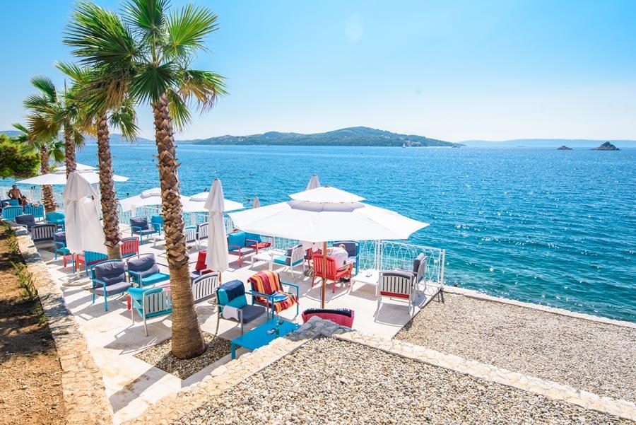 Belvedere Beach, Seget Vranjica Bay, Split (3)