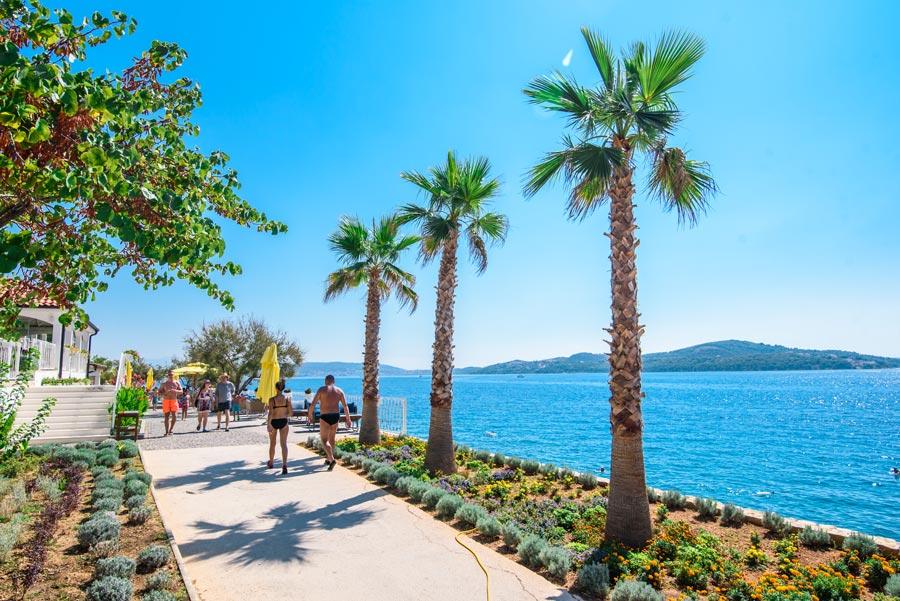 Belvedere Beach, Seget Vranjica Bay, Split (5)