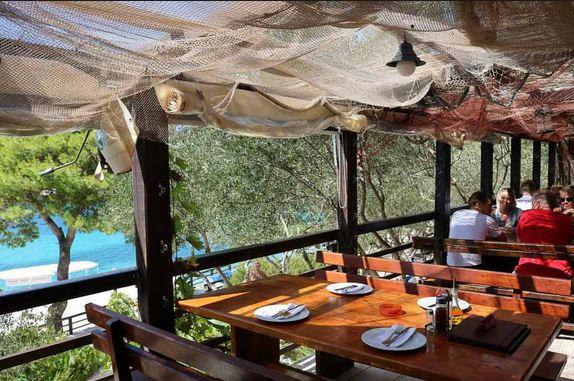 Restaurant Konoba Duga, Ciovo Island