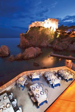 Restaurant Nautika, Dubrovnik Old Town , Dubrovnik Riviera 8