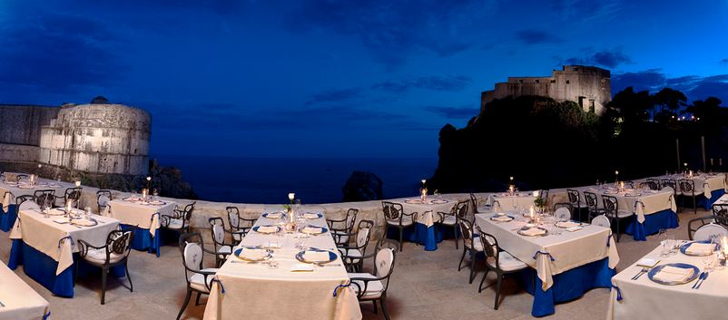 Restaurant Nautika, Dubrovnik Old Town , Dubrovnik Riviera