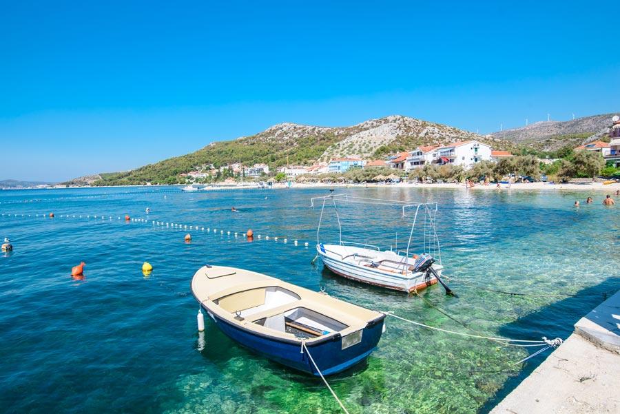 Seget Vranjica Main Bay, Split Riviera (2)