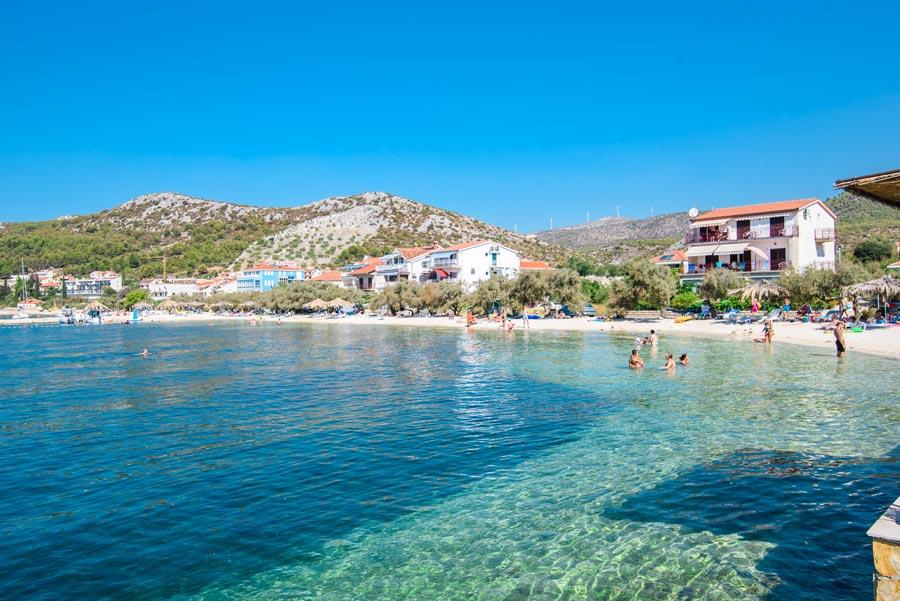 Seget Vranjica Main Bay, Split Riviera (5)
