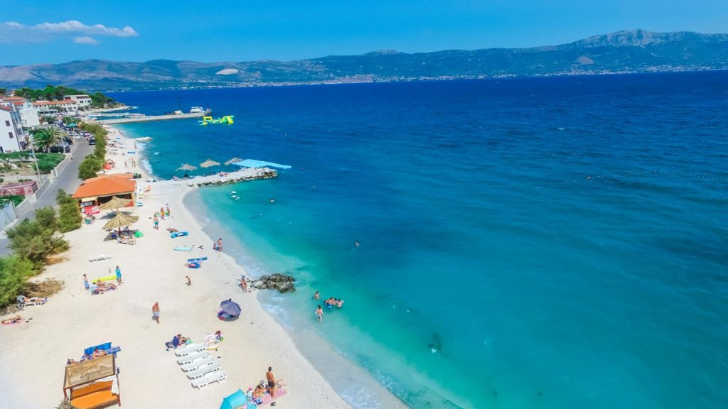 Slatine Town Beaches, Slatine Bay, Split Riviera (1 (10)