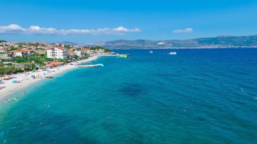 Slatine Town Beaches, Slatine Bay, Split Riviera (1 (2)