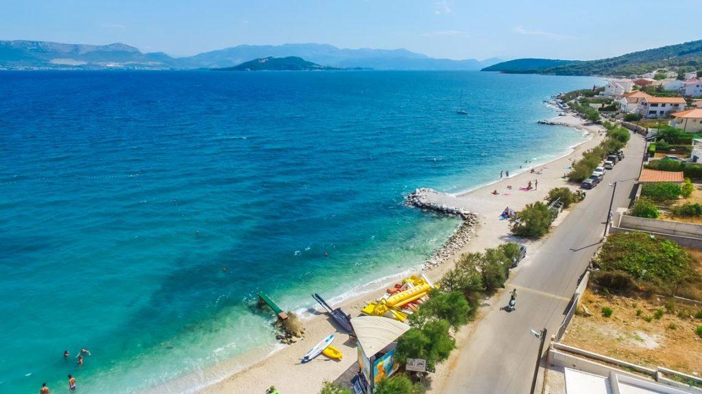 Slatine Town Beaches, Slatine Bay, Split Riviera (1 (22)