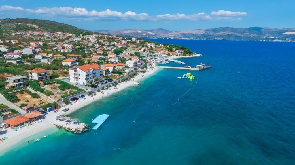 Slatine Town Beaches, Slatine Bay, Split Riviera (1 (45)
